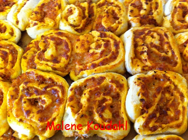 Pizzasnegle